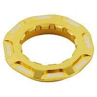 [해외]MSC Ultralight Single Speed Casette Lock Ring Gold