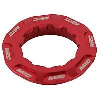 [해외]MSC Ultralight Single Speed Casette Lock Ring Red