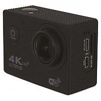 [해외]MUVIT 스포츠s Camera Wifi HD 4K I/O Black