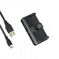 [해외]RE-FUEL Universal Travel USB Charger Black