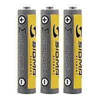 [해외]시그마 Kit 3 Batteries Type AAA
