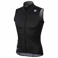 [해외]스포츠풀 Bodyfit Pro Windstopper Black / White