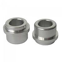 [해외]SR Suntour Alloy Socket Pair Drilling 8 mm / For 28.0 mm Space Beh
