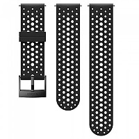 [해외]순토 Athletic 1 Silicone Strap Black