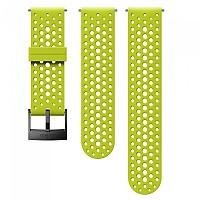 [해외]순토 Athletic 1 Silicone Strap Lime / Black