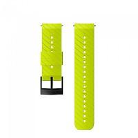 [해외]순토 Athletic 3 Silicone Strap Lime / Black