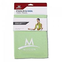 [해외]MISSION 엔듀라cool Large Yoga Green Tea