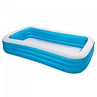 [해외]인텍스 Rectangular Inflable Pool Blue