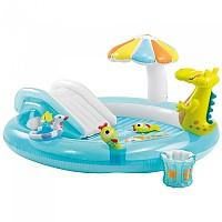 [해외]인텍스 Pool+Slide+Sprayer Blue