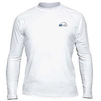 [해외]iQ-Company UV 300 Shirt Loose Fit L/S White