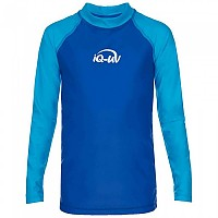 [해외]iQ-Company UV 300 Shirt Youngster L/S Hawaii / Blue