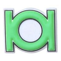 [해외]JIBBITZ Lantern Logo Green