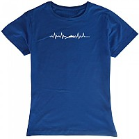 [해외]KRUSKIS Swimming Heartbeat Royal Blue