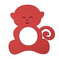 [해외]LEISIS Monkey Floating Mat Red
