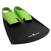 [해외]매드웨이브 Dolphin Monofin Black / Green