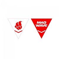 [해외]매드웨이브 Flags Red / White
