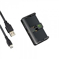 [해외]RE-FUEL Universal Travel USB Charger Black