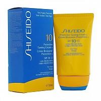 [해외]SHISEIDO FRAGRANCES Antiaging Suncare Protective Tanning Cream Spf10 50ml