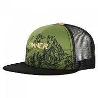 [해외]SINNER Cap Mountains Moss Green