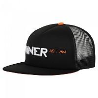 [해외]SINNER Cap Logo Embroidery Black