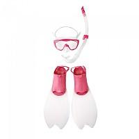 [해외]스피도 Glide Junior Scuba Set Pink