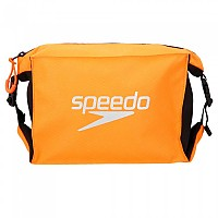 [해외]스피도 Pool Side Bag Black / Fluo Orange