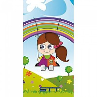 [해외]STT SPORT Crazy Towel Swing Kika Terry Loop Multicolour