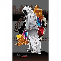 [해외]STT SPORT Crazy Towel Kill Urban Terry Loop Multicolour