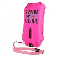 [해외]SWIM SECURE Inflatable Dry Bag 28L Pink