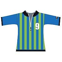 [해외]SWIMPY UV Striped Blue / Green / Black
