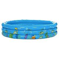 [해외]TRESPASS Bellyflop Pool Surferturtle Pattern
