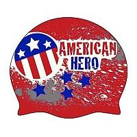 [해외]TURBO American Hero Silicone red