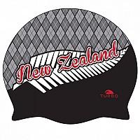 [해외]TURBO New Zealand Rombus Silicone Black