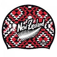 [해외]TURBO New Zealand Culture Silicone Red / Black