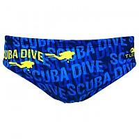 [해외]TURBO Scuba Dive Flash Navy