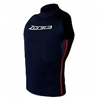 [해외]ZONE3 Neoprene Warmth Vest Black
