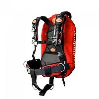 [해외]AMPHIBIAN GEAR Smart Pack Standard Red