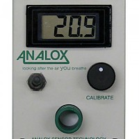 [해외]ANALOX Portable Mini O2 EII Analyzer