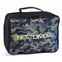 [해외]BEST DIVERS Regulator Bag Mimetic Green
