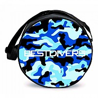 [해외]BEST DIVERS Regulator Bag Round Mimetic Blue