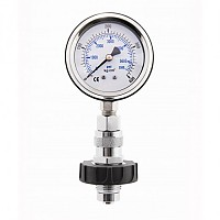[해외]크레시 External HP Pressure Gauge Din