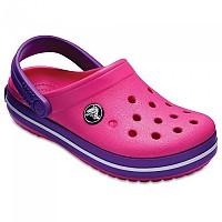 [해외]크록스 Crocband Clog Paradise Pink / Amethyst