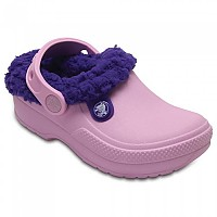 [해외]크록스 Classic Blitzen III Clog Ballerina Pink / Ultraviolet