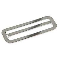 [해외]DIVE RITE Slide Belt 2.5 cm Stainless Steel