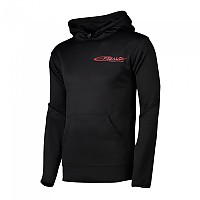 [해외]EPSEALON Technical Hooded Sweatshirt Black