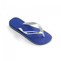 [해외]하바이아나스 Brasil Logo Unisex Marine Blue