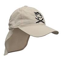[해외]iQ-Company UV 200 Kids Cap & Neck Jolly Fish Stone White