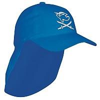 [해외]iQ-Company UV 200 Kids Cap & Neck Jolly Fish Blue