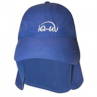 [해외]iQ-Company UV 200 Cap and Neck Navy