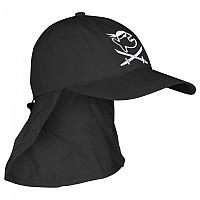 [해외]iQ-Company UV 200 Cap & Neck Black